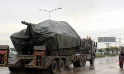 تعزيزات تركية جديدة إلى الحدود مع سورية