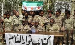 ثوار الشام تعلن انضمامها إلى حركة أحرار الشام