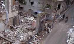 صمت أبٍ في حمص!
