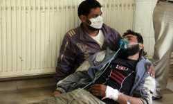 ناشطون يتهمون نظام الأسد باستخدام الغاز مجدداً