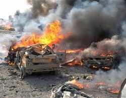 تفجيرات دمشق.. رسائل دموية من نظام الأسد للمجتمع الدولي