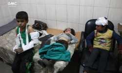 يوم دامٍ في الغوطة: 32 شهيداً و200 جريح، جرّاء قصف جوي ومدفعي