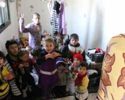 أمراض تهدد أطفال ريف معرة النعمان