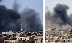 الأسد في حلب التي انقسمت الى شطرين و اكبر معركة جارية الآن