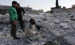 5238 برميلاً متفجراً على سورية منذ بدء التدخل الروسي
