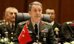 وزير الدفاع التركي: لن نسمح بحدوث كارثة إنسانية في إدلب