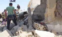حصاد أخبار الثلاثاء- حصيلة ضحايا مرتفعة جراء قصف جوي لايهدأ على إدلب، ومصرع عناصر لقسد في تفجير استهدف رتلهم شمال الرقة -(11-6-2019)