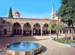 قصر العظم (متحف التقاليد الشعبية بدمشق)