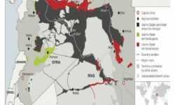 التدخّل الروسي أعاد لنظام الأسد 0.4 في المائة من الأراضي فقط