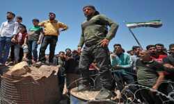 دعوات للتظاهر ضد النظام بالجولان ودير الزور كما السويداء