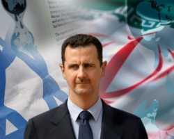 بشار الأسد شيطان إسرائيل الملاك