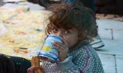 حملة عالمية لفك حصار الجوع عن السوريين