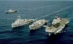 الأسطول الروسي في «المتوسط» منذ انهيار الاتحاد السوفيتي