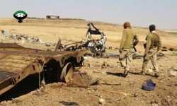 نشرة أخبار سوريا- الطيران الروسي يستهدف الجيش الحر في البادية بغاز الكلور السام، ويرتكب مجزرة مروعة بحق عشرات المدنيين بريف دير الزور -(10-9-2017)