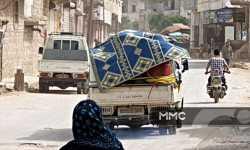 الأمم المتحدة: 210 آلاف نازح خلال أسبوعين بسبب قصف نظام الأسد