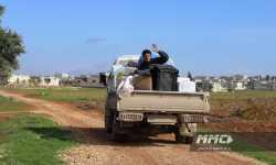 نشرة أخبار السبت - حركة نزوح واسعة جنوبي إدلب جراء القصف المتواصل، وإحباط محاولة تسلل للميلشيات الانفصالية شمالي حلب -(1-12-2018)