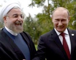 الهدف الصهيوني من التدخل الروسي والإيراني في سوريا
