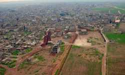 نشرة أخبار سوريا- مليشيا الحماية الكردية تحفر أنفاقاً حول مدينة