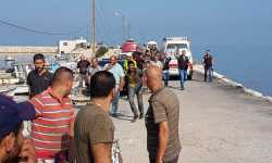 نجاة 35 لاجئاً سورياً من الغرق قبالة السواحل اللبنانية