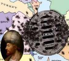 فضل إيران على أوروبا