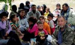 نازح سوري على هامش الأردن