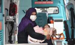 استجابة لمناشدة أمّه.. تركيا تجلب رضيعاً سورياً للعلاج
