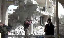 تعرف على خسائر النظام في غوطة دمشق وأحيائها الشرقية خلال شهر من المعارك