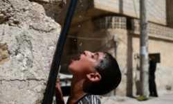 العشب لحشو الفطائر.. هكذا قضى المحاصَرُون السوريون رمضان