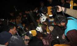 يوم دموي في ريف إدلب: نحو عشرين شهيداً وعشرات الجرحى حصيلة قصف أمس