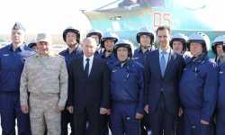 نشرة أخبار سوريا- بوتين يزور قاعدة حميميم العسكرية، ويأمر بالبدء بسحب القوات الروسية من سوريا -(11-12-2017)