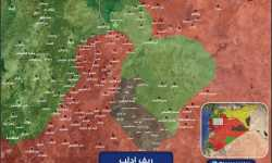 ميلشيات النظام تصل إلى محيط مطار أبو الظهور العسكري