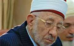 داعية دمشقي للبوطي: دماء السوريين في رقبتك!!