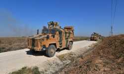 تسيير دورية (تركية-روسية) رابعة على الحدود السورية