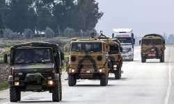 تعزيزات عسكرية تركية جديدة تصل أورفا
