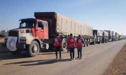 نشرة أخبار الأربعاء - لغم أرضي يخلف خمس ضحايا في عفرين، والأمم المتحدة تنهي توزيع قافلة المساعدات في مخيم الركبان -(7-11-2018)
