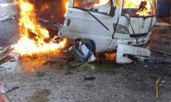 نشرة أخبار الثلاثاء- انفجار سيارة وسط مدينة اللاذقية، وقوات النظام تستهدف ريف حماة الشمالي بقصف مدفعي -(22-1-2019)