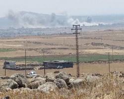تقرير: 500 برميل متفجر على درعا خلال شهر
