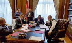 وزير الخارجية التركي: ترامب وعدنا بإيقاف تسليح الميلشيات الكردية في سورية