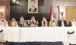 بيان من قبيلة النعيم رداً على اجتماع العشائر في دمشق تحت ظل الأسد