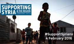 مؤتمر المانحين ينطلق غدا...6 مليارات دولار لدعم سورية
