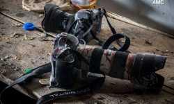 النظام يقتل ويجرح 15 إعلامياً خلال الشهر الماضي