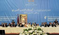أزمة سوريا في اجتماعين بباريس وجنيف