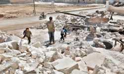 فرنسا تدعم ثوار سوريا واشتباكات عنيفة بريف دمشق