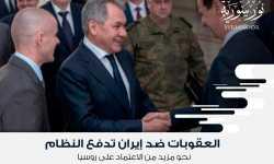 العقوبات ضد إيران تدفع النظام نحو مزيد من الاعتماد على روسيا
