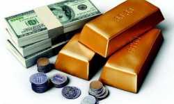 الذهب سيد المال
