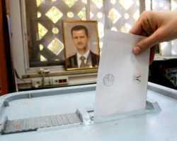 الأسد يدعو لانتخابات عامة في 7 مايو
