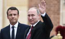 ماكرون يطالب بوتين بحماية مليشيا