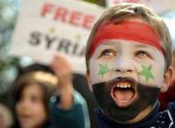 رسالة من أهل الجنة إلى ثوار سوريا