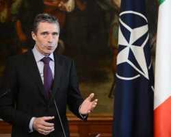 الناتو يستبعد مجددا التدخل في سوريا