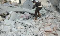 نشرة أخبار سوريا- قوات النظام تكثف قصفها على ريف إدلب، وتمطر مناطق الغوطة بالقذائف -(5-1-2018)